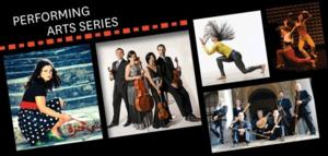 Birthday Bash, Camille A. Brown, Jasper String Quartet and More Set for Bryn Mawr College Performing Arts Series' 2014-15 Season