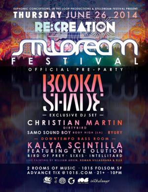 Re:Creation Series Becomes Pre-Party for StillDream Festival, Running 7/31-8/4