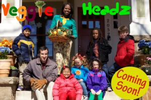 Christine Horn Creates TV Show VEGGIE HEADZ to Teach Children and Families about Nutrition