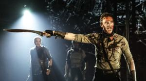 Review Roundup: CORIOLANUS Opens at the Donmar Warehouse- UPDATED