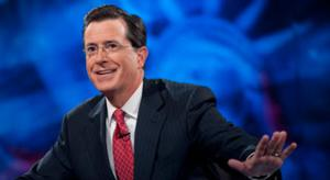 THE COLBERT REPORT to Welcome NYC Mayor Bill de Blasio, 7/16