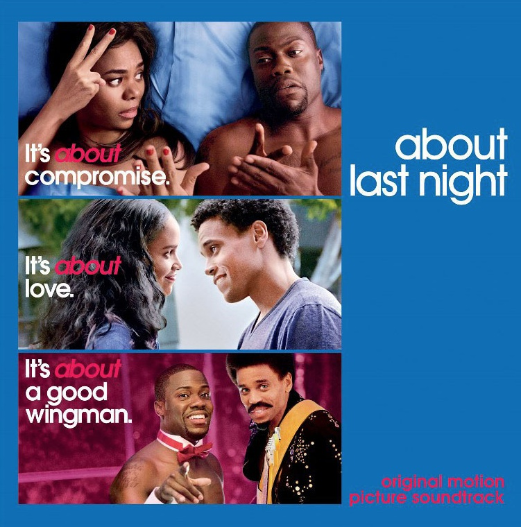Columbia Records Releases ABOUT LAST NIGHT Soundtrack Digitally Today