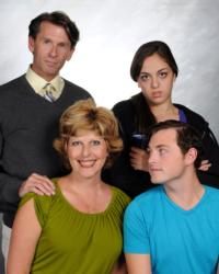 Vagabond Players Stage NEXT TO NORMAL, Now thru 11/25