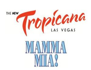 Tickets to MAMMA MIA! at The New Tropicana Resort Now On Sale