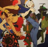 Flomenhaft Gallery Hosts ARTISTS CHOOSE ARTISTS Exhibit, Now thru 10/27