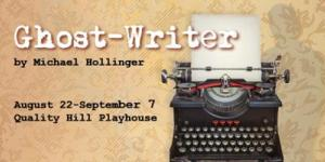 BWW Preview: GHOST-WRITER Makes Its Kansas City Debut
