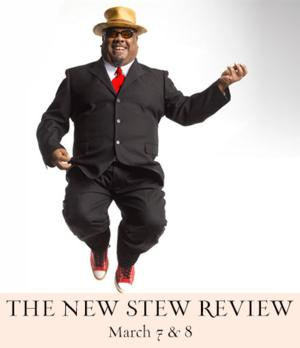 Tony Winner Stew to Bring THE NEW STEW REVIEW to 54 Below, 3/7-8