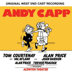 Stage Door Records Announces Release of Original 1982 London Cast Recording of ANDY CAPP