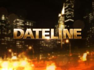 NBC Ties Primetime Spot with DATELINE SATURDAY NIGHT MYSTERY