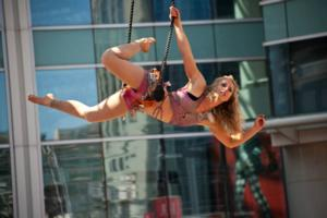 Performers from Australia, UK, Japan, Spain, US to Join Locals at Epilepsy Toronto's Scotiabank BuskerFest 2014, Aug 21-24