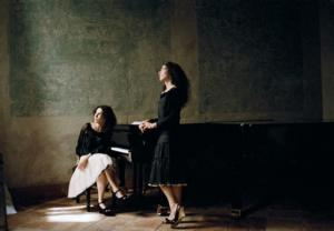 Katia & Marielle Labeque to Perform at Bass Hall, Today