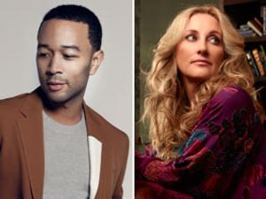 John Legend and Lee Ann Womack Team-up on 'CMT Crossroads'