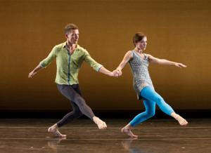 Pam Tanowitz Dance to Make Joyce Theater Debut, 2/4-6