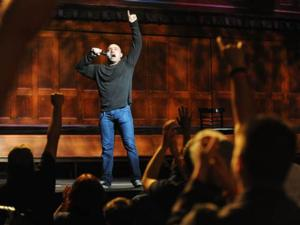 Comedy Central Debuts JOE ROGAN: LIVE FROM THE TABERNACLE Tonight