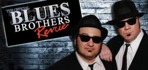 THE OFFICIAL BLUES BROTHERS REVUE to Play the Grand, 9/20