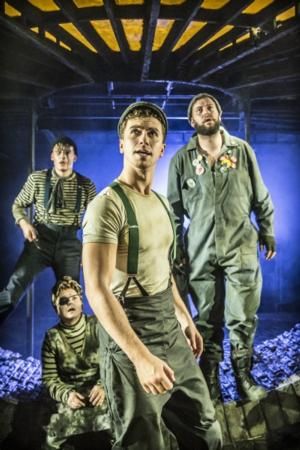 Review Roundup: West End's URINETOWN