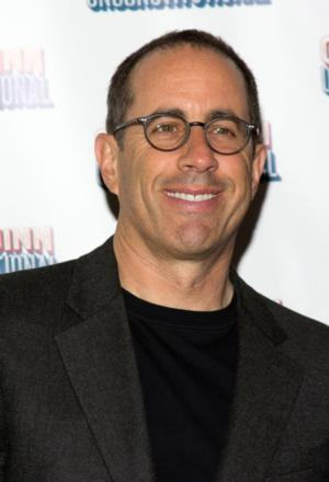 Jerry Seinfeld Not Interested in SEINFELD Reunion