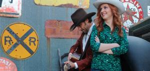 BWW Reviews: FLOYD AND CLEA UNDER THE WESTERN SKY at the Fine Arts Center