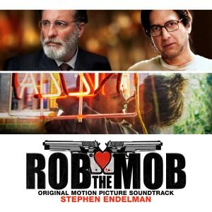 TAMELA D'AMICO Featured on 'Rob the Mob' Soundtrack