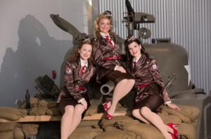 Victory Belles Set for Manatee Performing Arts Center, 4/13