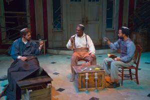 BWW Review: THE WHIPPING MAN Cuts Deep at New Rep