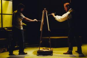 BWW Reviews: Intriguing INVENTING VAN GOGH at Jobsite Theater
