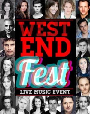 WestEndFest Set for 2 March at Actors Church in Covent Garden