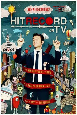 Pivot Orders Second Season of Joseph Gordon-Levitt's HITRECORD ON TV; Series Debut Set for 1/18
