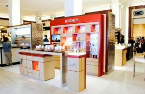 Saks Relaunches Fragrance Floor with Ten Days of Events