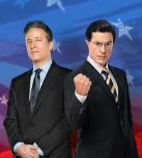Montclair Film Festival Presents JON STEWART IN CONVERSATION WITH STEPHEN COLBERT Tonight