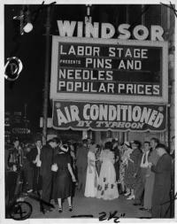 LaMaMa E.T.C. & Howl Arts Inc. To Present Harold Rome's 1937 PINS AND NEEDLES, 10/27 - 28