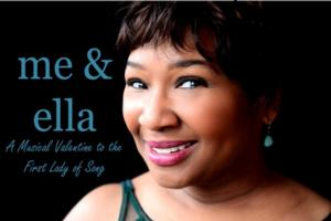 Andrea Frierson to Bring ME & ELLA to Downstairs Cabaret Theatre, Begin. 2/6