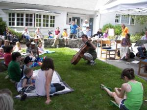 Sherman Chamber Ensemble Presents Free Family Concerts, 7/11-12