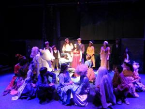 CCT's Summer Youth Performance Conservatory's INTO THE WOODS JR. Hosts Car Wash Today