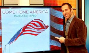Marcus Goldhaber to Perform 'Come Home America' at 13th Annual Celebrity Flag Football Challenge