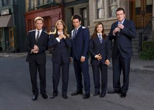 Characters of HIMYM Spin-Off HOW I MET YOUR DAD Revealed