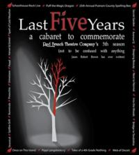 Red Branch Theatre Company Commemorates Its Five Year Anniversary with Retrospective Cabaret and Silent Auction, 3/15 & 16