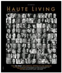 Haute Living Reveals its Annual Haute 100 Issue in Los Angeles