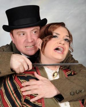 The Vagabond Players Present DR. JEKYLL AND MR. HYDE, Now thru 3/30