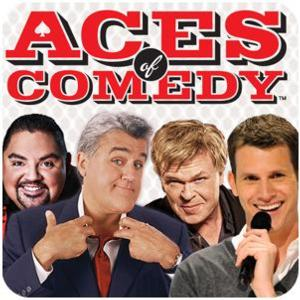 The Aces of Comedy Series at The Mirage Welcomes David Spade, 10/17-18