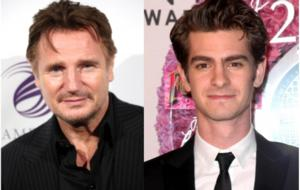 Liam Neeson & Andrew Garfield to Lead Martin Scorsese's SILENCE
