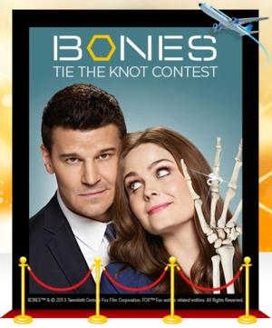 FOX Announces the BONES 'Tie the Knot' Contest; Win Engagement Ring, Trip for 2 to LA!