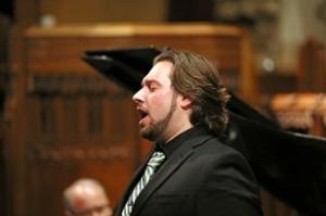 BWW Interviews: Tenor Dominick Chenes of Academy of Vocal Arts, Philadelphia