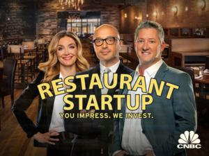 CNBC to Air New Episode of RESTAURANT STARTUP, 8/12
