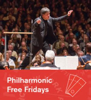 NY Philharmonic to Launch 'Philharmonic Free Fridays' with THUNDERSTUCK World Premiere, 10/10