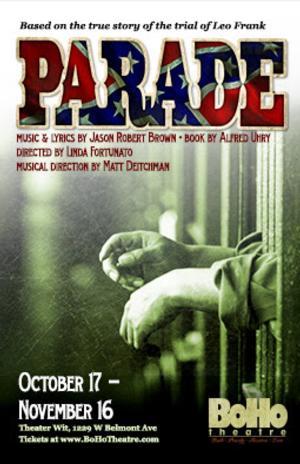 BoHo Theatre to Close Season with PARADE, 1019-11/16