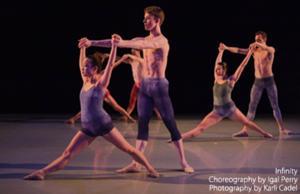BWW Reviews: Peridance Contemporary Dance Company Performs Spring Season 2014
