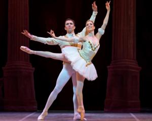 BWW Reviews:  Ballet Austin Brings Tchaikovsky's SLEEPING BEAUTY to Life