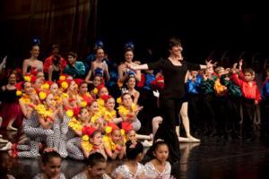 Metropolitan Ballet & Settlement Music School Perform to Perform 3/1 at Kurtz Center