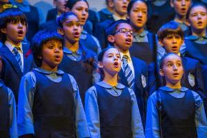 Young People's Chorus of New York City to Reunite with Hiroshima Choir in Concert, 3/26